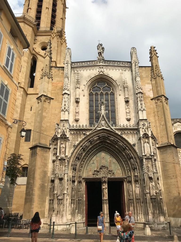 Kathedrale Aix-en-Provence