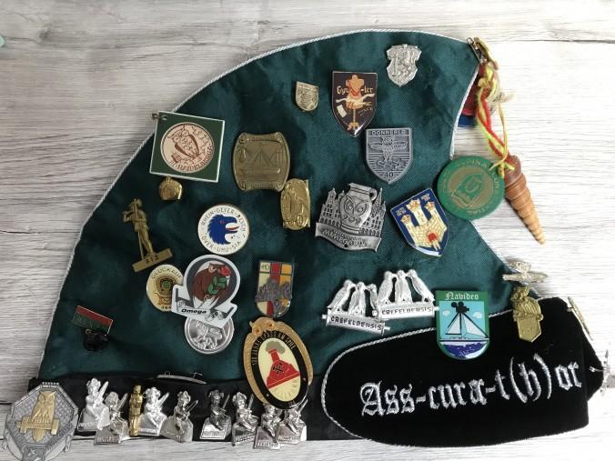 Ritterhelm des Ritters Ass-Cura-T(h)or (209)